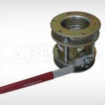 STEEL GLOBAL FLANGE VALVE